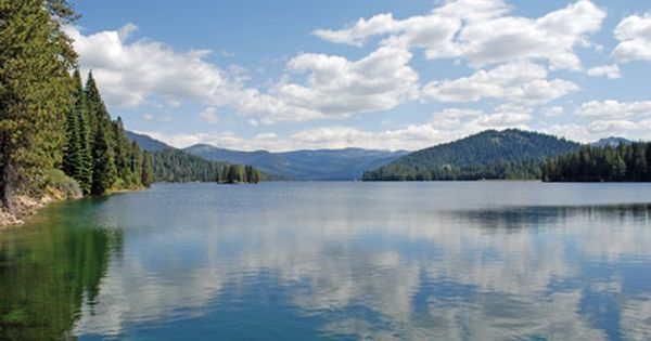 Huntington lake sierra nevada mountains california for Huntington lake fishing