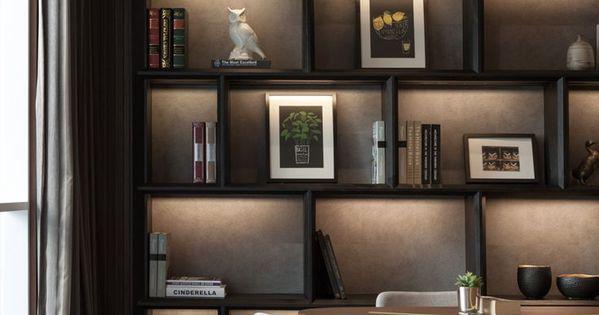 Bookcase  bookshelf over baseboard heat  Pinterest  거실 및 책장