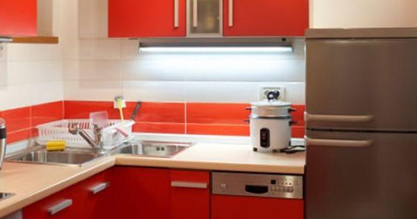 Imagenes de cocinas peque as pero bonitas con granito - Cocinas pequenas soluciones ...