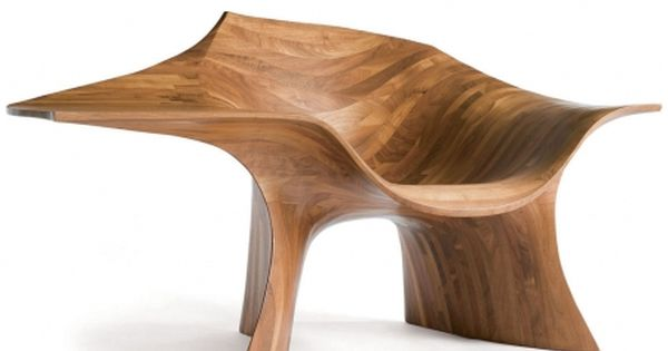 Jack Rogers Hopkins Edition chair, 1969, Finnish plywood. chair table wooden modern