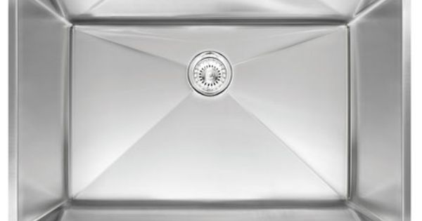 ... made from premium grade stainless steel. #FrankeQuality Franke Sinks