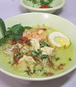 Laksa Resep Masakan Resep Masakan Asia Masakan