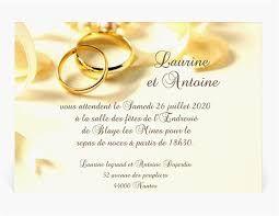 carte invitation mariage gratuit