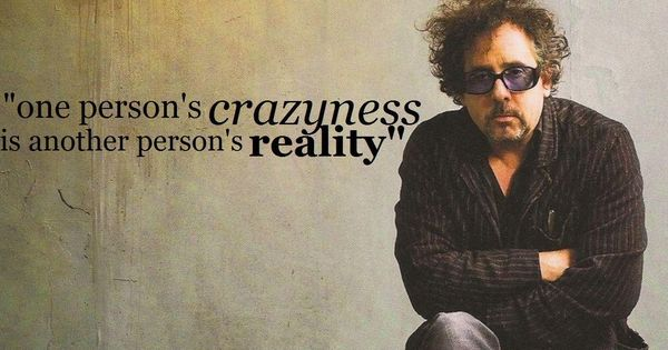tim burton movie quote