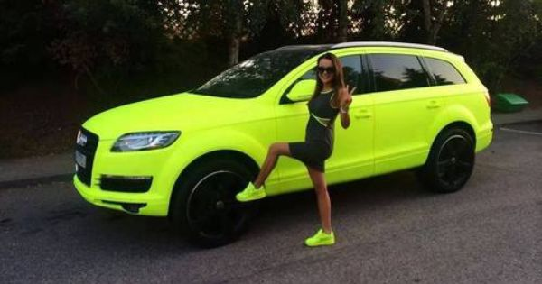 Neon Yellow Car And Shoes Cars Pinterest Cars Yellow And Shoes