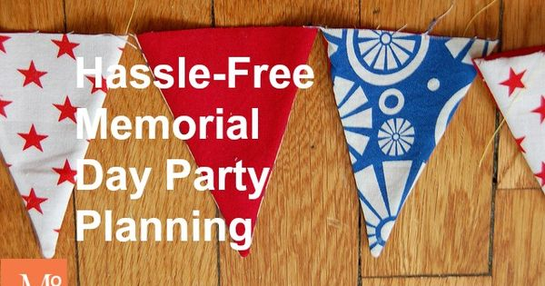 free memorial day party flyer templates