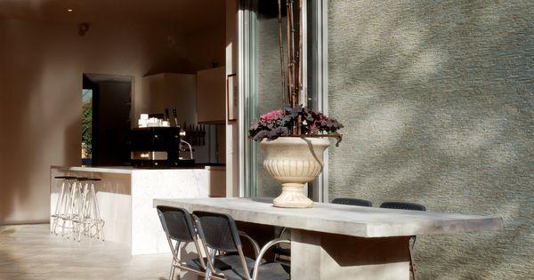 Zoek je een warmere kleur keramische steenstrips pinterest - Kleur modern toilet ...