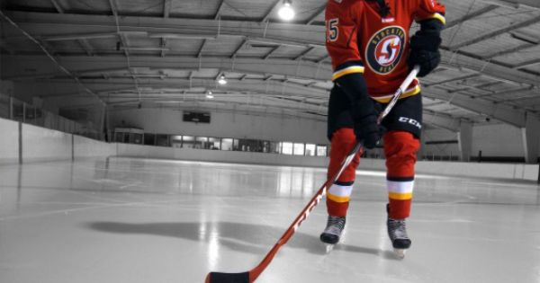 Stock Photo Hockey Stadium With Fans Crowd And An Empty Ice Rink Hockey Sports Arena Stadium