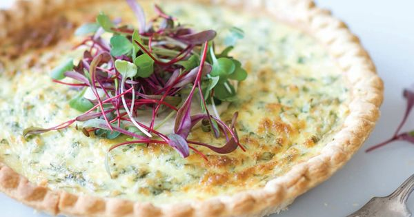 spinach and feta tart | Deliciousness | Pinterest | Feta, Tarts and ...