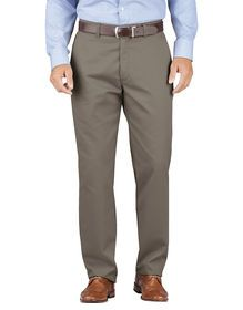Dickies Khaki Relaxed Fit Tapered Leg Comfort Waist Pant Khaki Pants Khaki Dress Pants Relaxed Fit