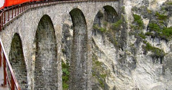 Glacier Express (travel through Switzerland by train) on my bucket list
