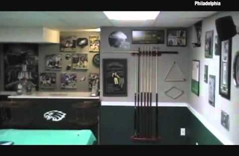 Eagles Man Cave Ideas : Philadelphia eagles man caves images google search