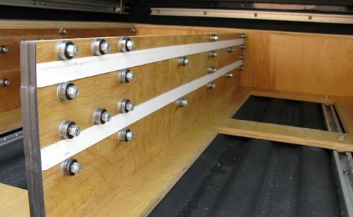 Latest Project Truck Drawers Sleeping Platform Expedition Portal Truck Bed