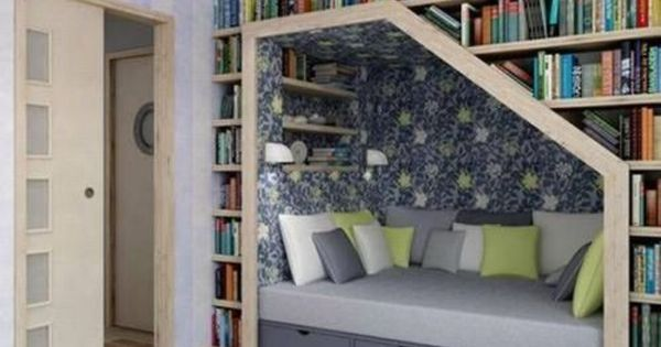 DIY Reading Nook – Inspired Design Idea | Modern Interiors | See