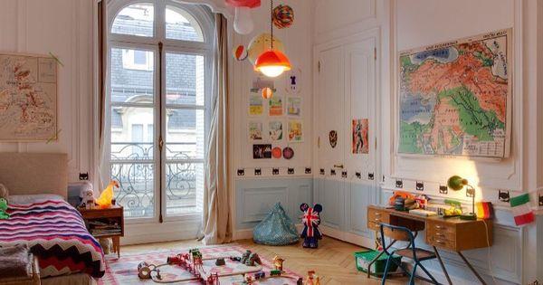 Chambre d 39 enfant gcg architectes enfants pinterest for Chambre des architectes