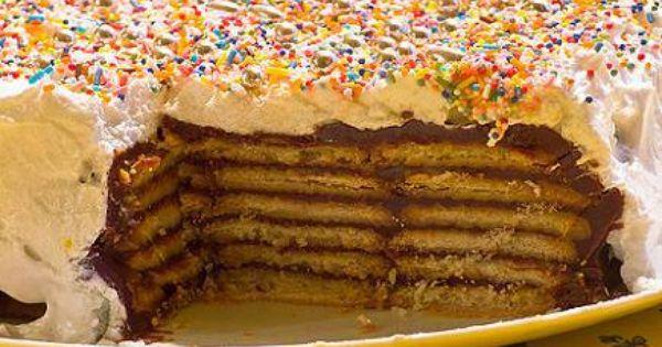 Torta de Galletas Lima- PERU (Peruvian Tiramisu) | Food ...