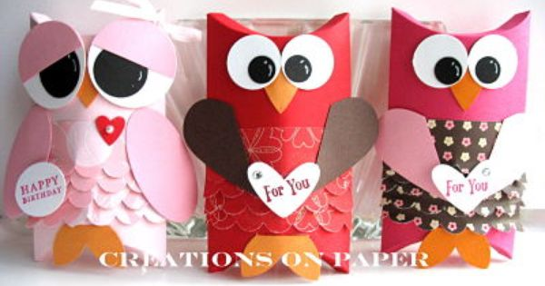 Cute Pillow Treats : Clinker Truffles Recipe Punch, Too cute and Valentine treats