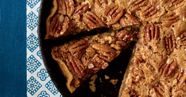 Utterly Deadly Southern Pecan Pie: 16 Pecan Recipes - Southern Living