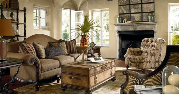 Thomasville S Ernest Hemingway Furniture Collection The