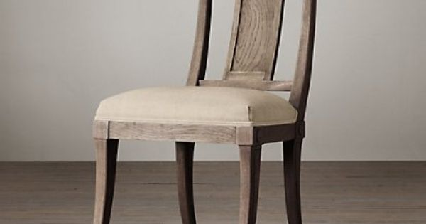 Klismos restoration hardware furniture pinterest restoration hardware restoration and - Restoration hardware entry table ...