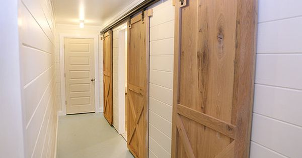 Houzz Tour Industrial Diy Farmhouse In Ohio Interior Barn Doors Interior Sliding Barn Doors Barn Door