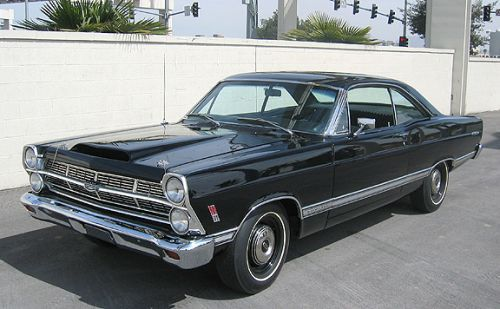 1967 Ford Fairlane 427 2x4bbl Solidlifter T 10 4speed And 4 30