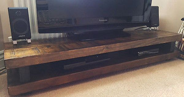 + best ideas about Solid wood tv stand on Pinterest  Reclaimed