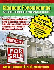Clean Out Foreclosures Business