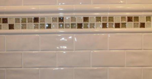 Pin By Jacquelyn Gray On Bathroom Reno Subway Tile Tile Backsplash Bathrooms Remodel