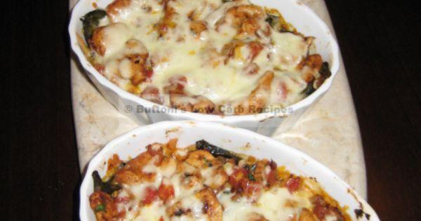 Chicken Chile Relleno Casserole | Low carb chicken ...