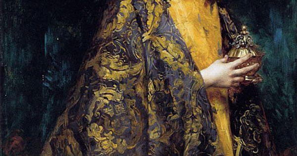 Juana Romani, Portait De Jeune Fille (1891)