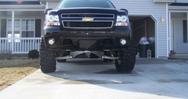 Somethin Bout A Truck Chevy Tahoe Chevy Tahoe