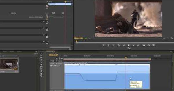 Premiere Pro Cs6 Techniques 93 Time 2 Time Remapping