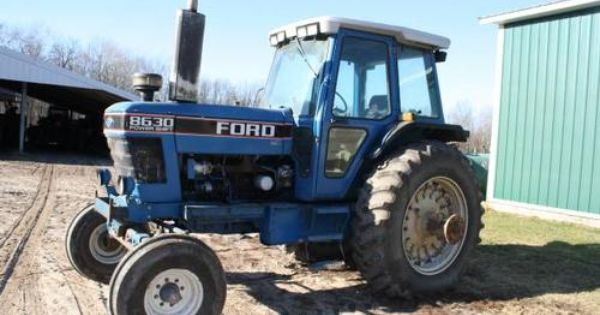 1991 Ford 8630 Tractor For Sale By Owner On Heavy