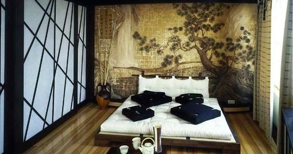 int rieur d coration zen japonaise int rieur asiatique. Black Bedroom Furniture Sets. Home Design Ideas