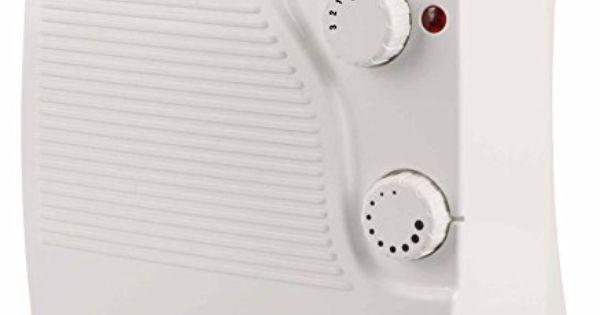 Futura 2000w Eco Electric Bathroom Heater Fantastic Fan