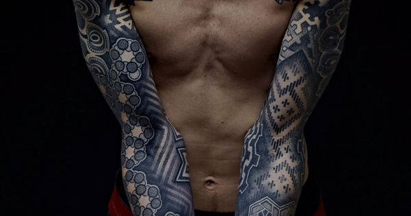 by Nazareno Tubaro - 50 Cool Tattoo ideas for Men & Women