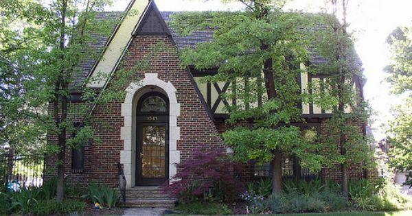 1920 1930s English Tudor Cottage Tudor Cottage Tudor House Exterior Tudor Style Homes