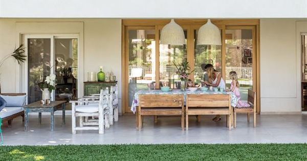 Diez formas de decorar el espacio exterior de tu casa for Formas para decorar una casa