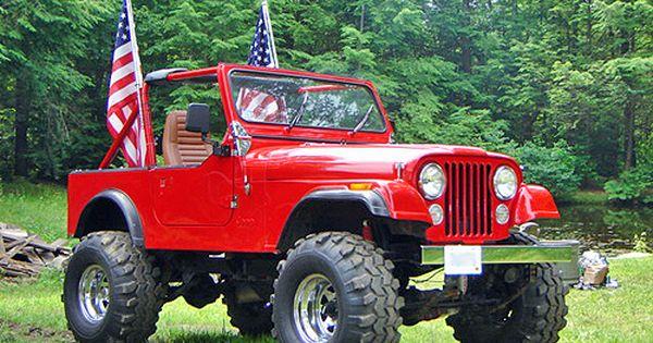Jeep Cj7 With Images Jeep Cj7 Jeep Cj Jeep Wheels