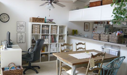 Office and dining room combo design ideas dining room for Office dining room combo ideas