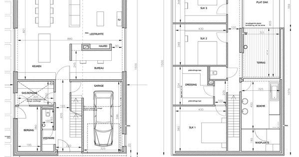Plattegrond mooie woning google zoeken plattegrond for Kostprijs huis bouwen zonder grond