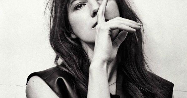 Charlotte Gainsbourg by Sebastian Kim CharlotteGainsbourg