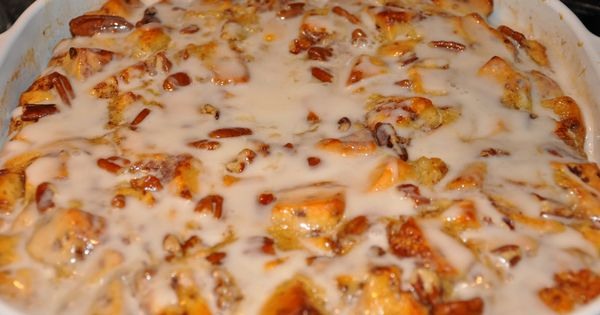 The Dishy Decorator: Cinnamon Roll Casserole recipes breakfast