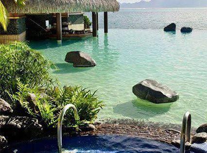 Bora Bora, French Polynesia HeavenOnEarth honeymoon BoraBora tropical