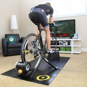 The Pros And Cons Of Turbo Trainers And Using Zwift With Images