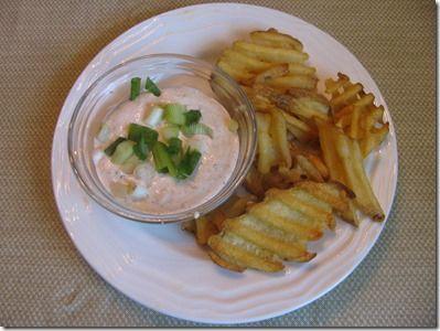 Seasoned Sour Cream Waffle Fries Dip Living In White Bear Lake Recipe Seasoned Sour Cream Recipe Seasoned Sour Cream Seasoned Sour Cream Dip