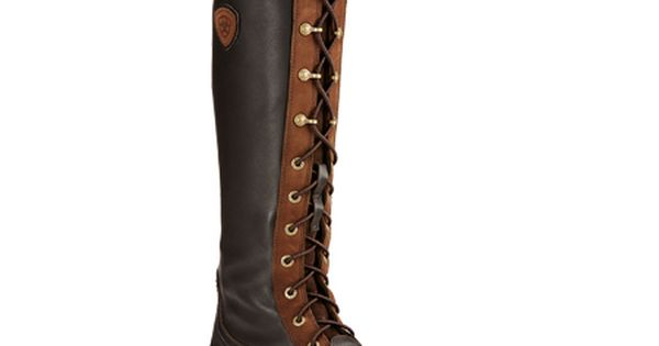 Ariat Coniston Pro Gore Tex Insulated Knee High Boot Horse Riding Boots Ariat Boots Womens Equestrian Boots