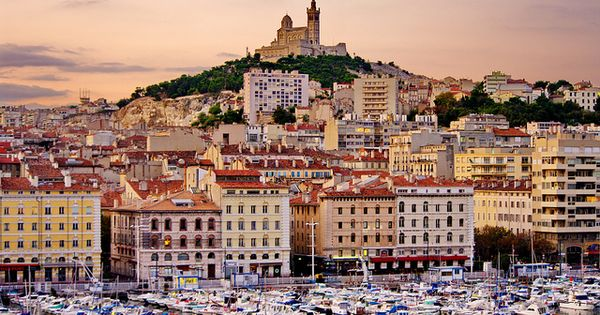 Marseille, France. My second favorite place in the world!