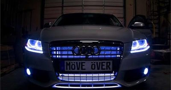 Halo Lighting For The Man You Love Www Ontheflyauto Com Audi A4 Audi Audi A6 Allroad